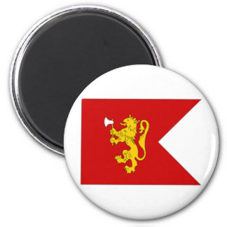 Norway Crown Prince Flag 2 Inch Round Magnet