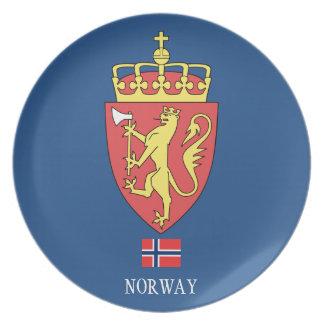 Norway* Decorative Plate