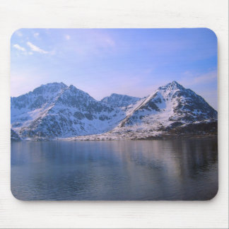 Norway, Entrance to a fjord Mouse Pad