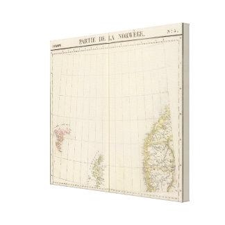 Norway, Europe 3 Canvas Print