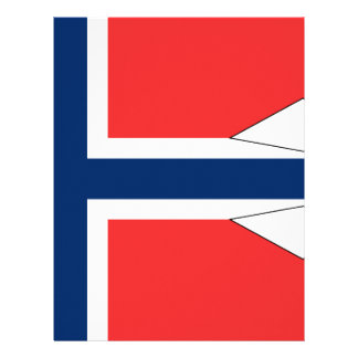 norway-Flag #2 Letterhead