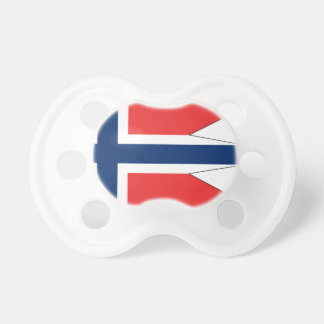 norway-Flag #2 Pacifier