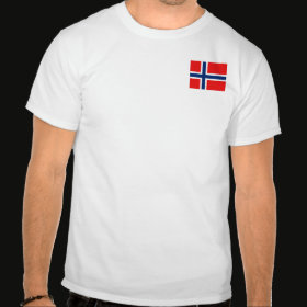 Selected Norway T-Shirt Front