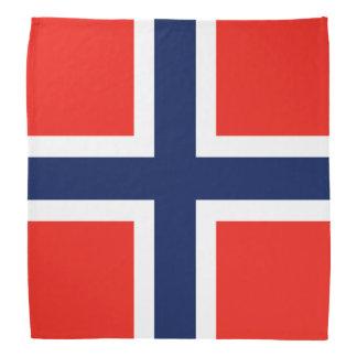 Norway Flag Bandana