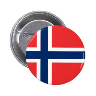 Norway Flag Button