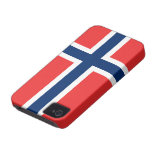 Norway Flag Case-Mate iPhone 4 Case
