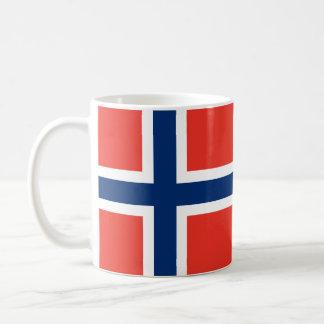 Norway Flag Coffee Mug