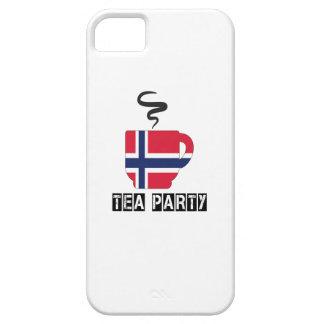 Norway Flag Designs iPhone 5 Case
