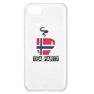 Norway Flag Designs iPhone 5C Case