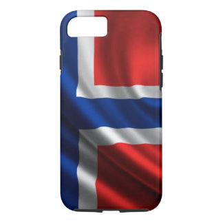 Norway Flag Full HD iPhone 8/7 Case