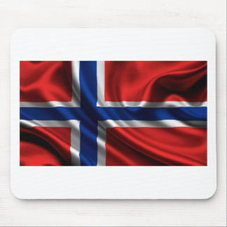 Norway Flag Full HD Mouse Pads