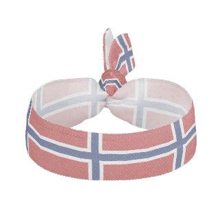 Norway Flag Hair Ties