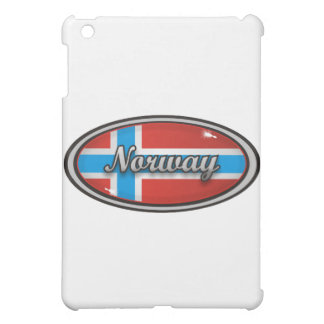 Norway Flag Cover For The iPad Mini