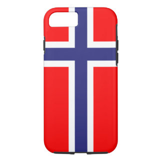 Norway flag iPhone 7 case