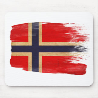 Norway Flag Mousepads