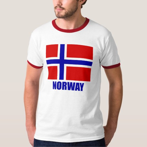 norway_flag_norway10x10 t-shirt