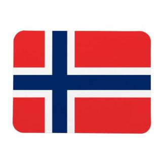 Norway Flag Flexible Magnet