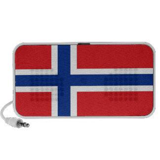 Norway Flag Portable Speaker
