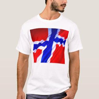 Norway Flag tee