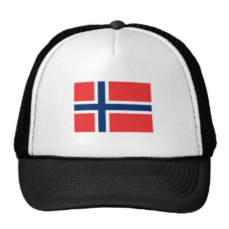 Norway Flag Trucker Hat