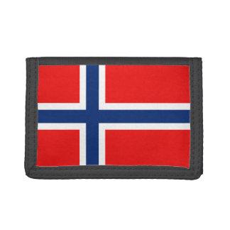 Norway Flag Wallet