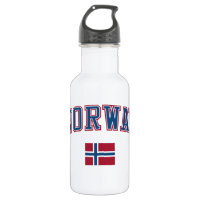 Norway + Flag