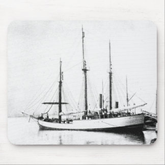 Norway, Fram at anchor in port Mouse Pad