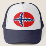 Norway Gnarly Flag Hat