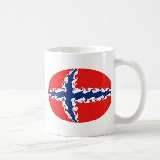 Norway Gnarly Flag Mug
