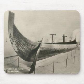 Norway,  Gokstad ship, Oslo Bygdoy Mouse Pad