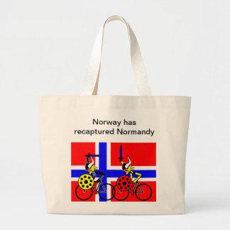 Norway has recapturet Normandy Canvas Bag