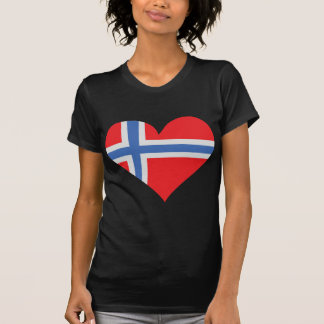 norway heart icon T-Shirt