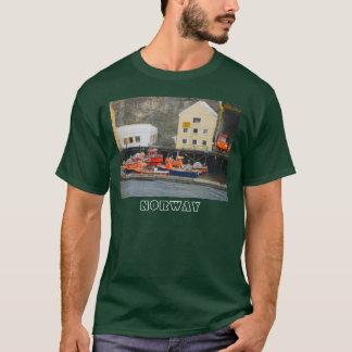 Norway, Inshore Fishing boats T-Shirt