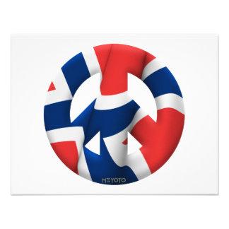 Norway Custom Announcement