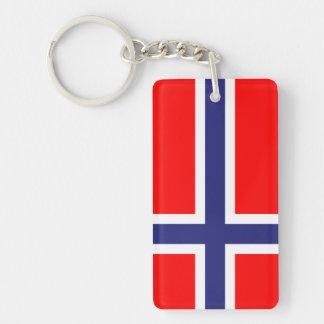 Norway Keychain