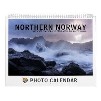 Norway Landscape 2022 Calendar