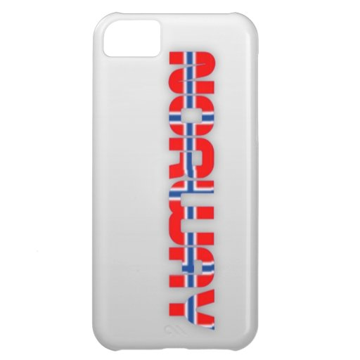 Norway  Letters iPhone case iPhone 5C Cover