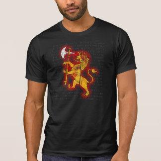 Norway Men's Dark Shirt