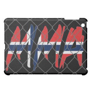Norway MMA black iPad case