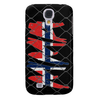 Norway MMA black iPhone 3G/3GS case
