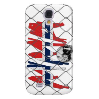 Norway MMA Skull White iPhone 3G/3GS Case