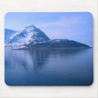 Norway, Mountains on the fjord Mouse Pad