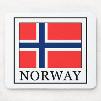 Norway mouse pad