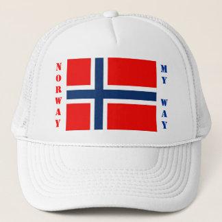 Norway my way hat