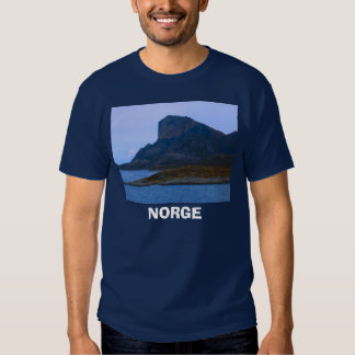 Norway, Norge, Fjord entrance T-Shirt