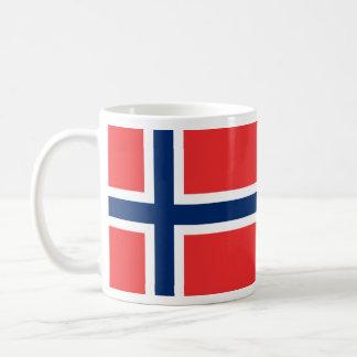 Norway, Norway Classic White Coffee Mug