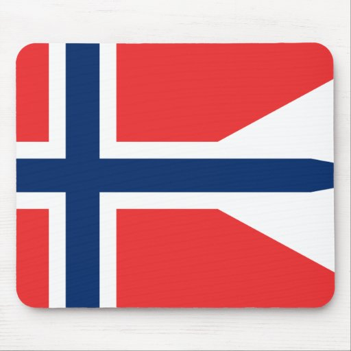 Norway, Norway flag Mouse Pads