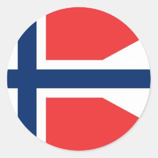 Norway Norway flag Stickers