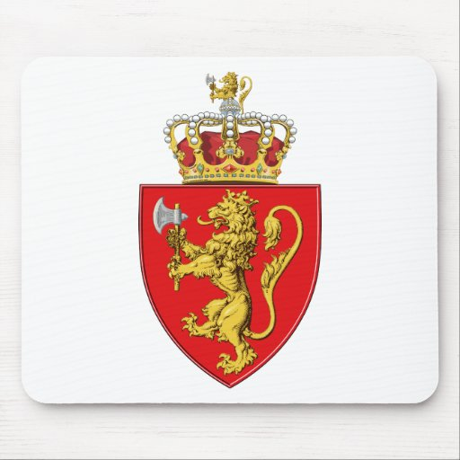Norway , Norway Mouse Pad