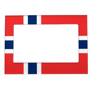 Norway - Norwegian Flag Magnetic Frame